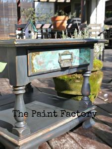 EA Copper patina table 007