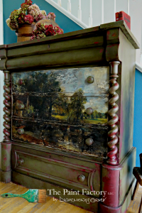 Constable dresser two