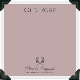 PO Old Rose Frame