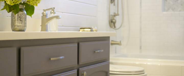 The Bathroom Remodel Reveal