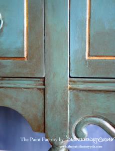 Award-Winning Antique Jacobean Buffet -SOLD - The Paint ...