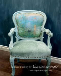 monets armchair2