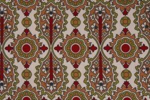 morris inspired fabric