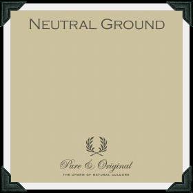 PO Neutral Ground Frame