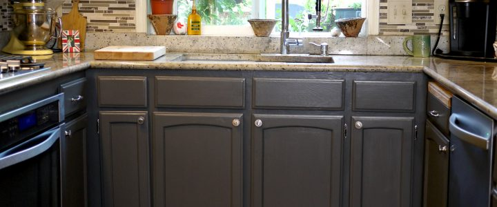 Painting Kitchen Cabinets with Wise Owl One Hour Enamel Paint: What You Need To Know.