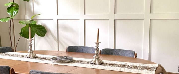 The Inexpensive Way to Create a Beautiful Dining Room.